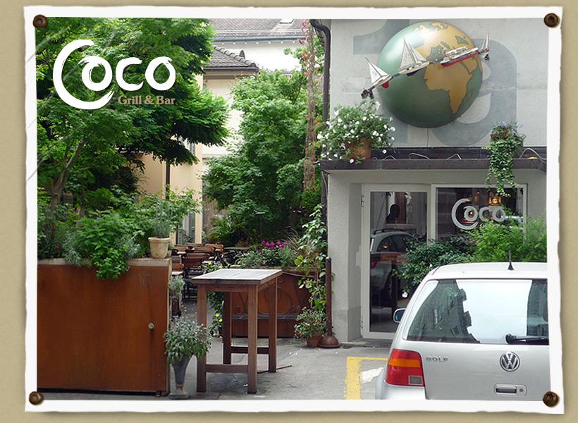 Restaurant Coco Grill&Bar